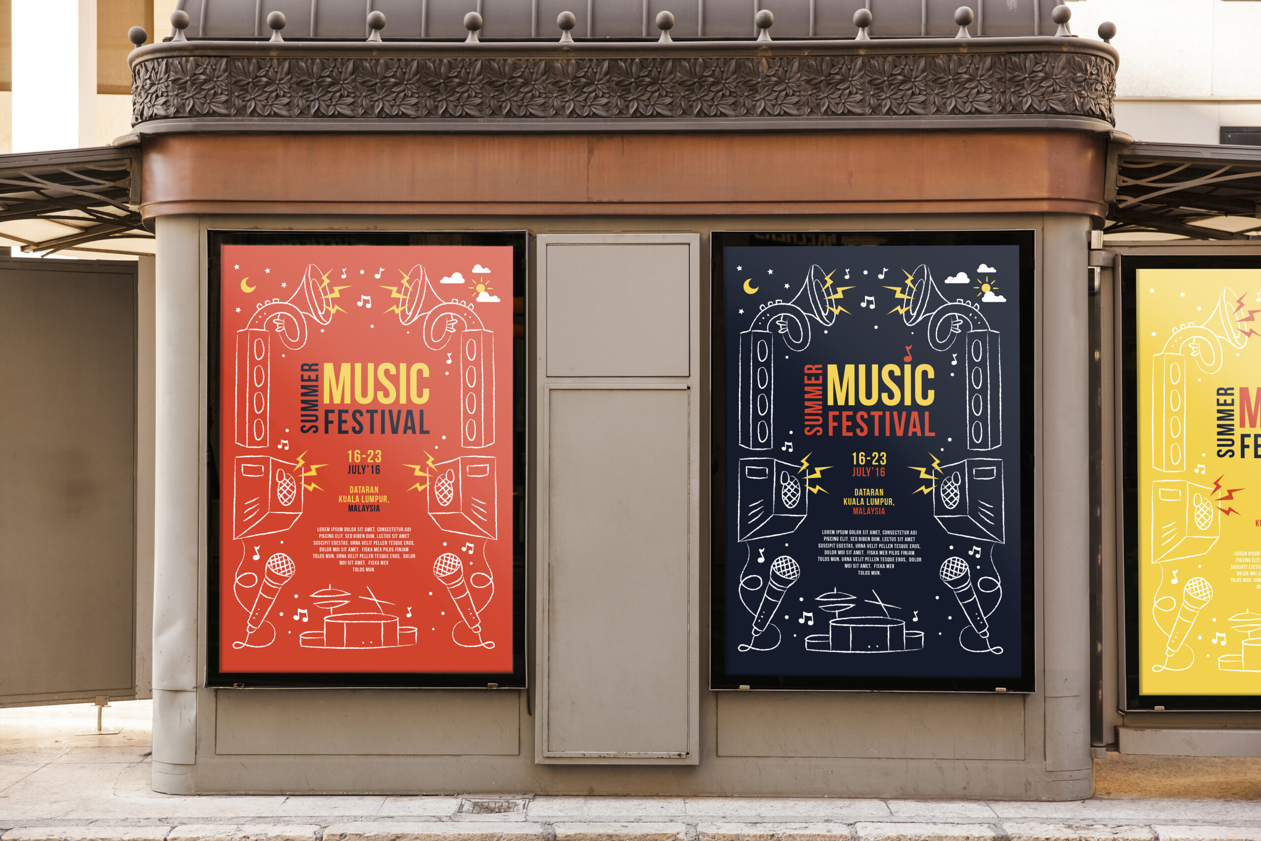 Imprimir pósters y carteles