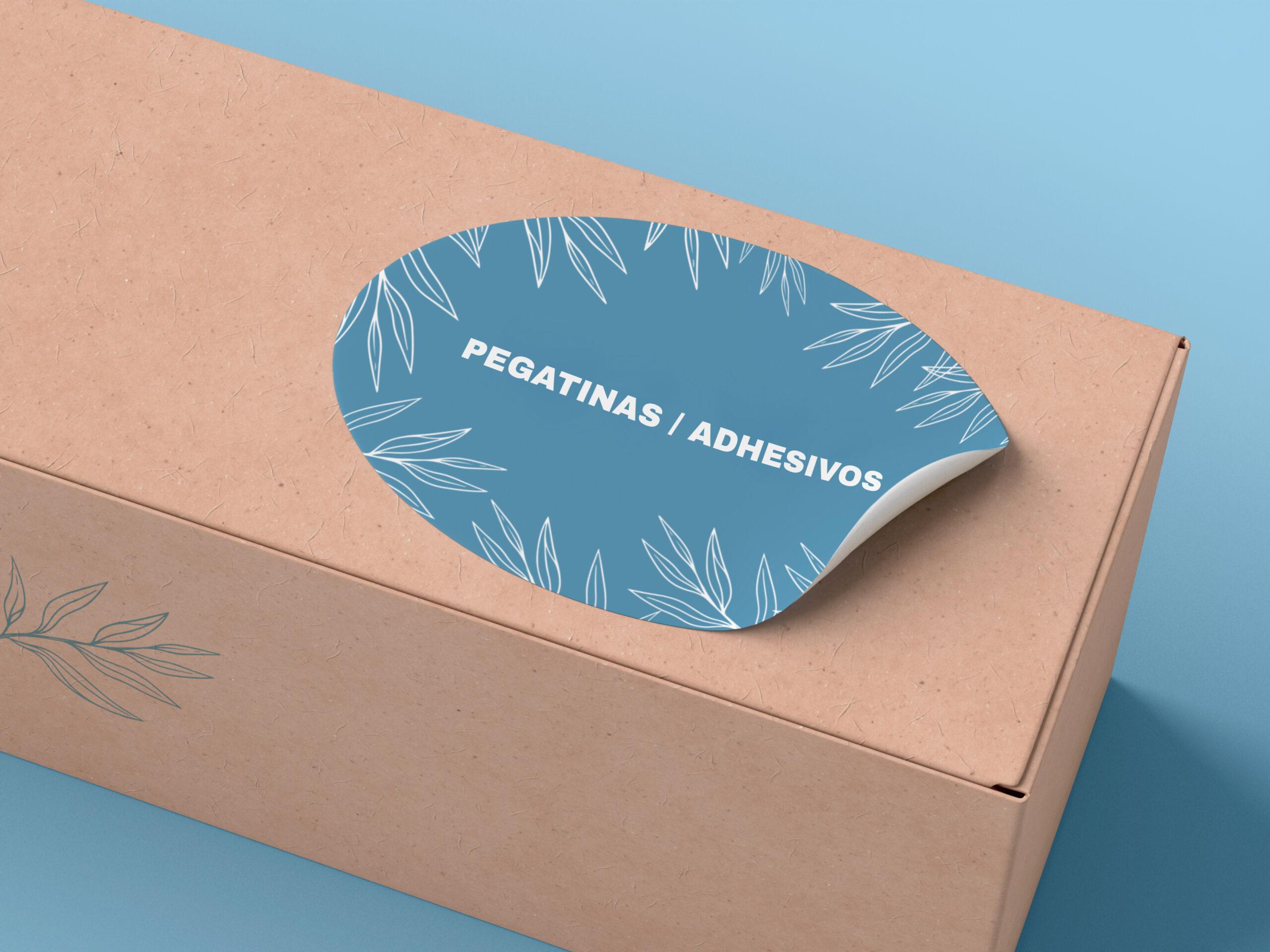 Impresión de pegatinas y adhesivos personalizados