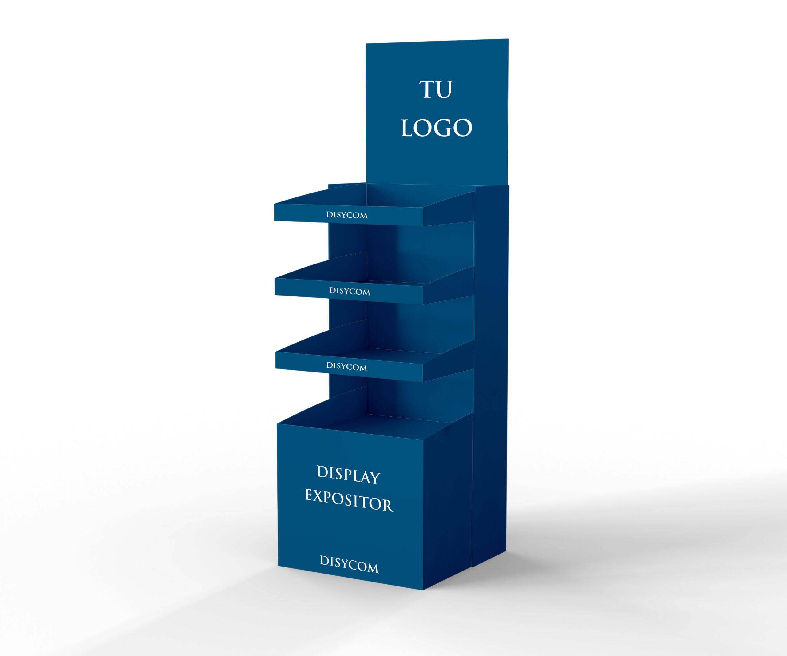 Display y expositores personalizados