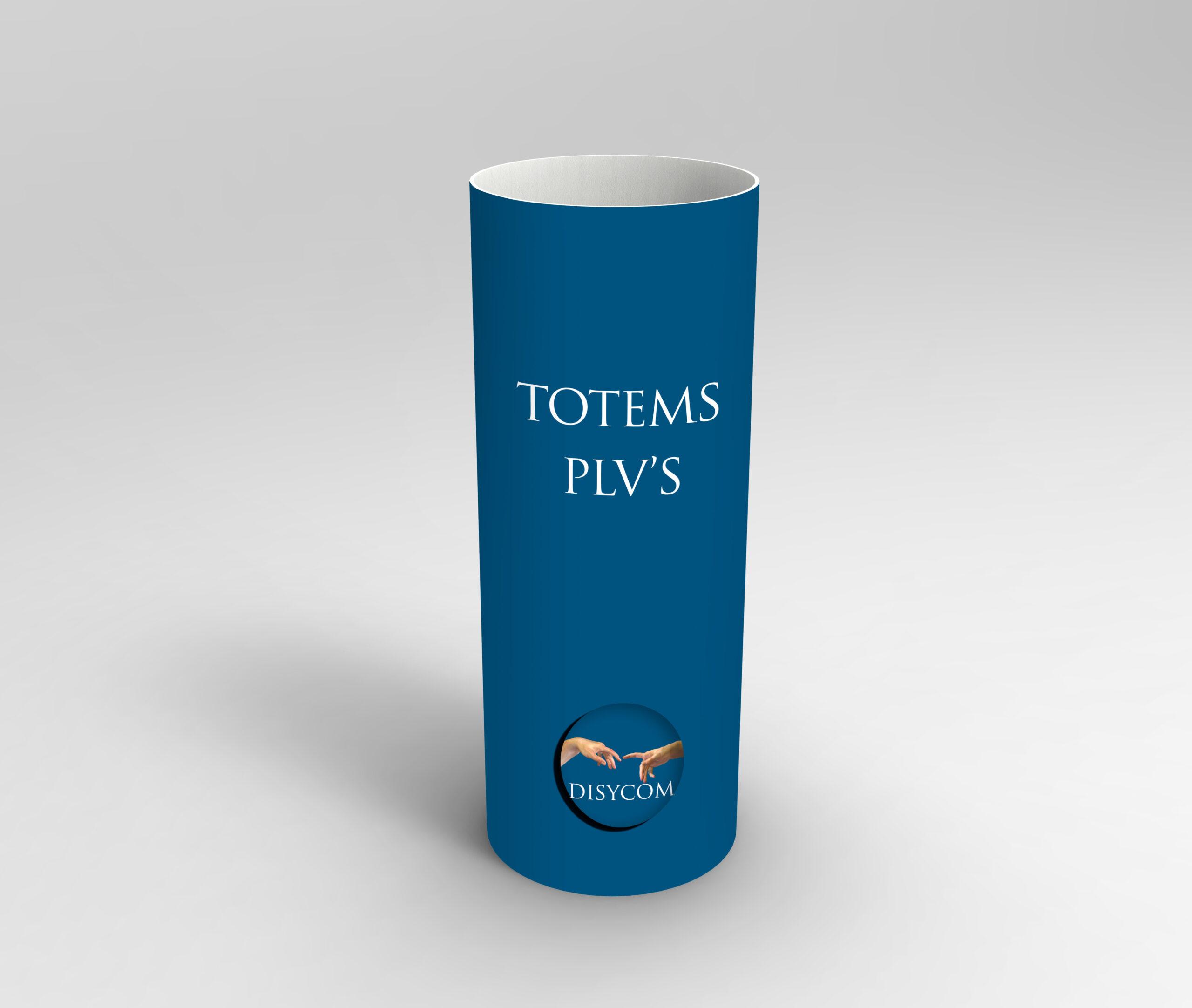PLV's y tótems publicitarios