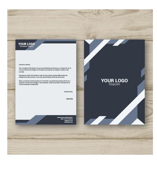 Papel de carta especial para imprimir